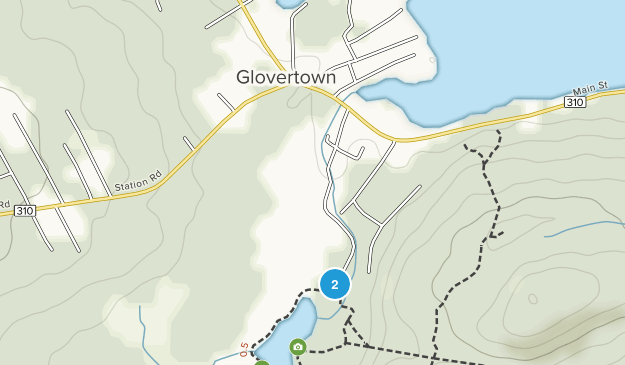 Glovertown, Newfoundland and Labrador Map
