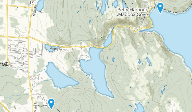 Goulds, Newfoundland and Labrador Map