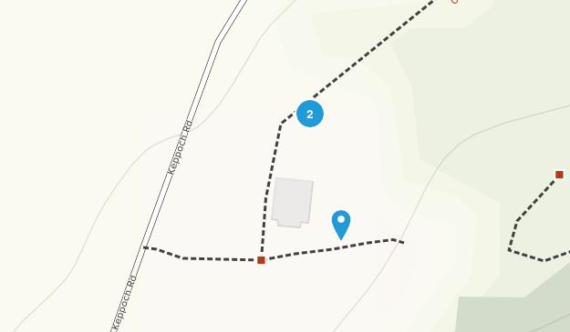 Beaver Meadow, Nova Scotia Map