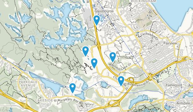 Beechville, Nova Scotia Map