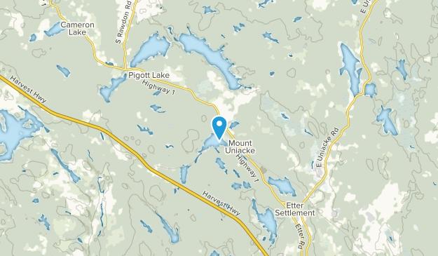 East Hants, Nova Scotia Map