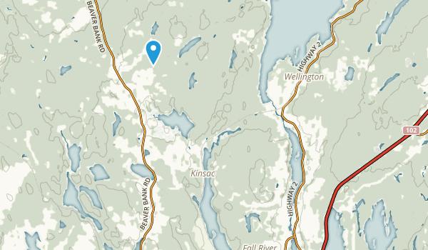 Lochview Road, Nova Scotia Map