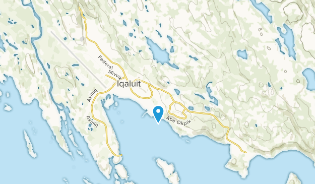 Iqaluit Canada Map.Best Trails Near Iqaluit Nunavut Canada Alltrails