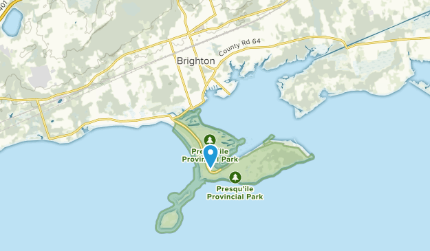 Gosport, Ontario Map