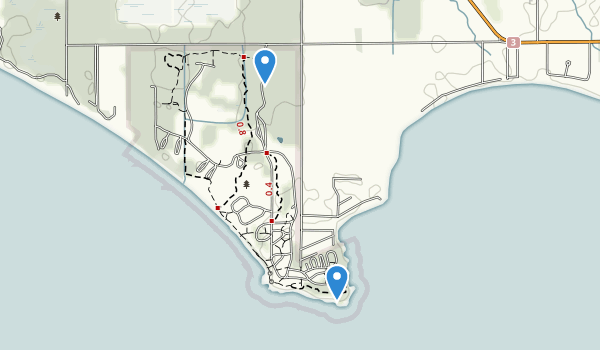 Haldimand, Ontario Map