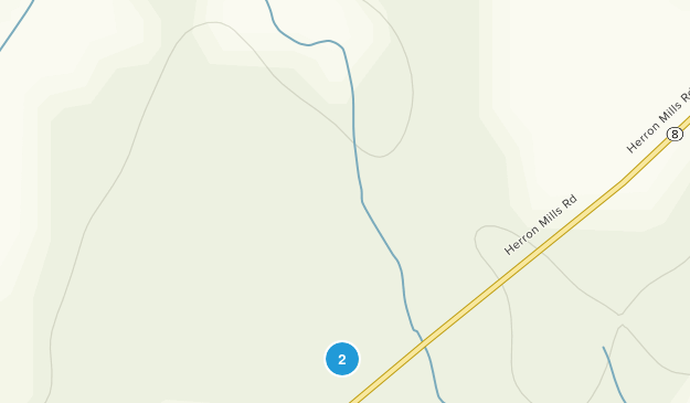 Herrons Mills, Ontario Map