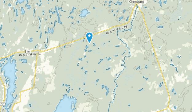 Kinmount, Ontario Map