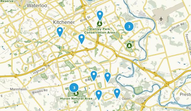 Map Of Canada Kitchener.Best Trails Near Kitchener Ontario Canada Alltrails