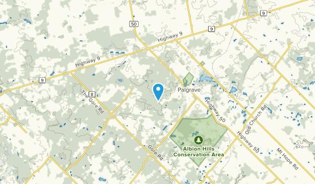 Lockton, Ontario Map
