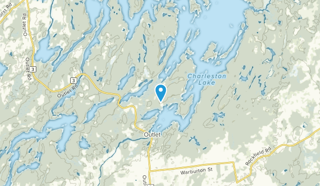 Outlet, Ontario Map