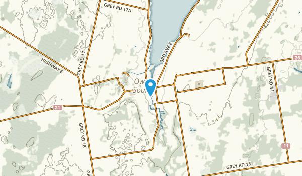 Best Trails near Owen Sound Ontario Canada AllTrails