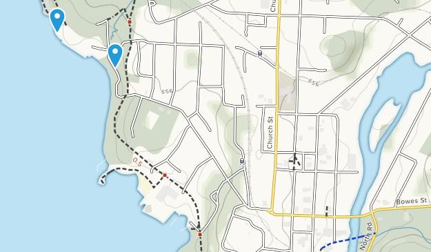 Parry Sound, Ontario Map