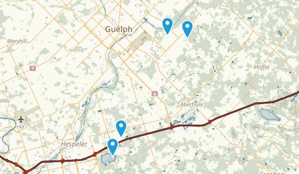 Puslinch, Ontario Map