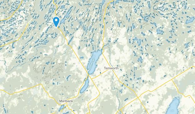 Stone Mills, Ontario Map