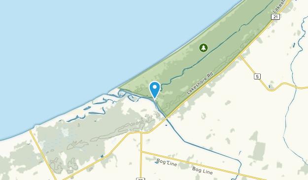 Walden Place, Ontario Map