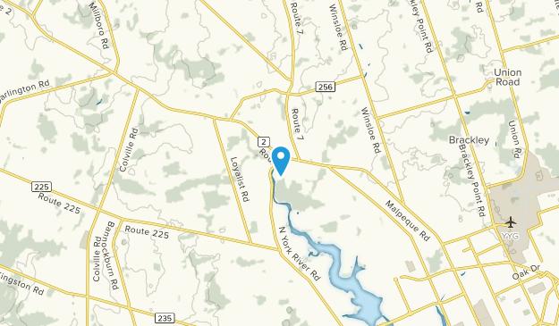 Milton Station, Prince Edward Island Map
