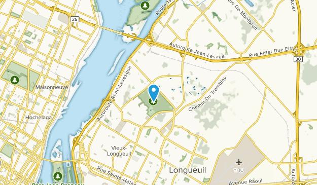 La Seigneurie, Quebec Map