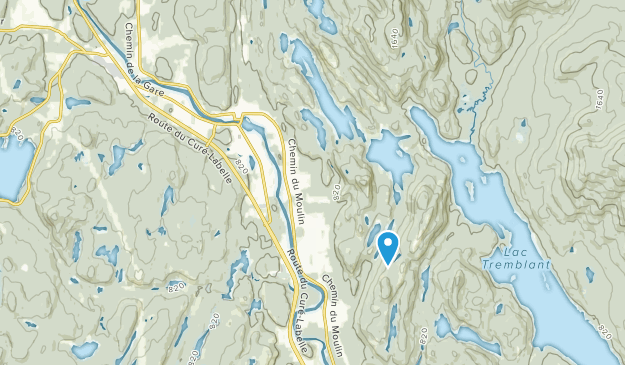 Labelle, Quebec Map