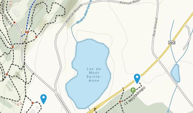St-Ferrol-les-Neiges, Quebec Map