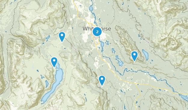Best Trails Near Whitehorse Yukon Canada Alltrails