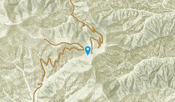 Xinzhou, Shanxi Map