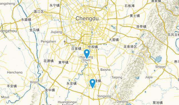 Best Trails near Chengdu, Sichuan China | AllTrails on