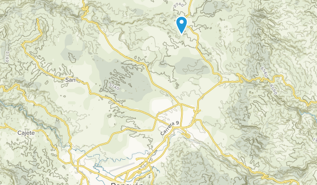 Best Trails near Popayán, Cauca Colombia | AllTrails on cor ca map, phuoc vinh map, ca mau map, con ca map, bat ca map, quang ngai province map, day ca map,