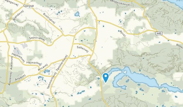 Them, Midtjylland Map