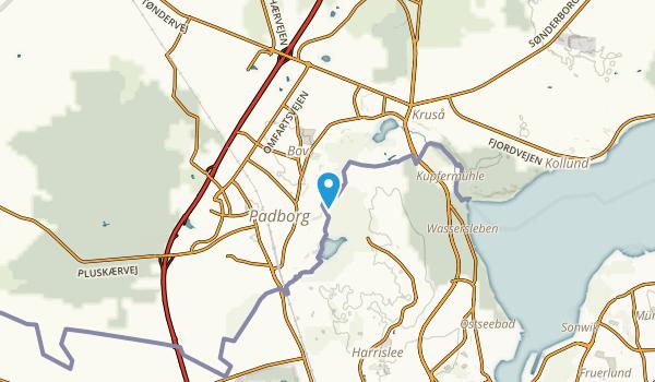 Bov, Syddanmark Map