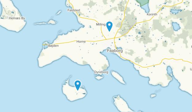 Faaborg, Syddanmark Map