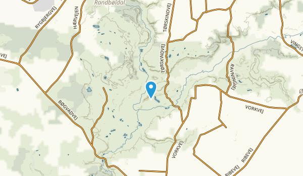 Randbøl, Syddanmark Map
