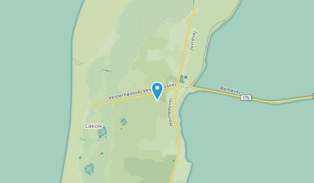 Tvismark, Syddanmark Map