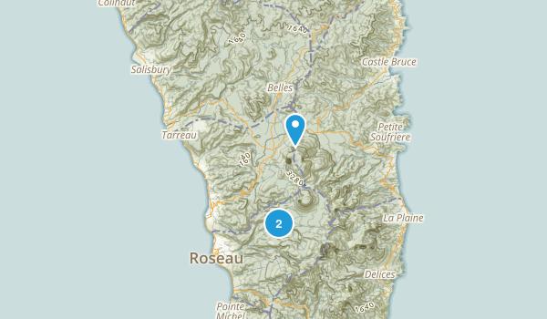 Riversdale, Saint Joseph Map
