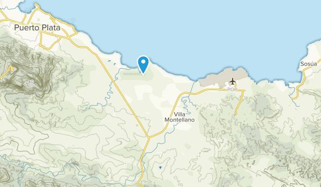 Villa Montellano, Puerto Plata Map