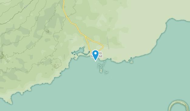 Puerto Villamil, Ecuador Map