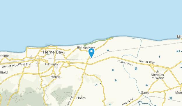Map Of England Kent.Best Trails Near Hillborough Kent England Alltrails