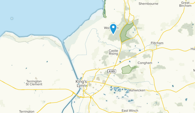 Map Of England Norfolk.Best Trails Near King S Lynn Norfolk England Alltrails