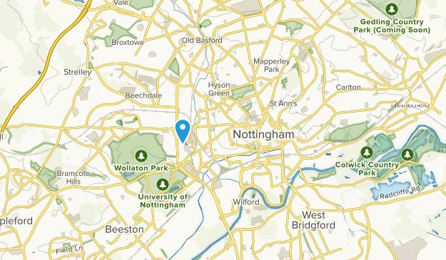 Best Trails Near Nottingham Nottingham England Alltrails
