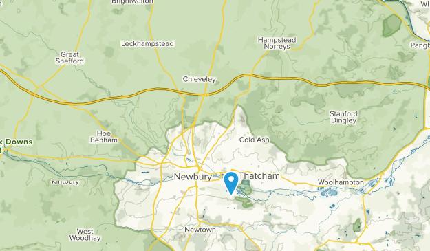 Best Trails Near Newbury West Berkshire England Alltrails