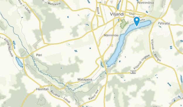 Närska, Viljandimaa Map