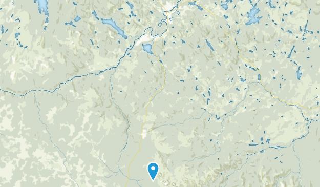 Inari, Lappi Map