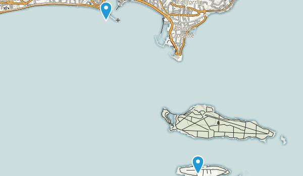 Cannes, Alpes-Maritimes Map