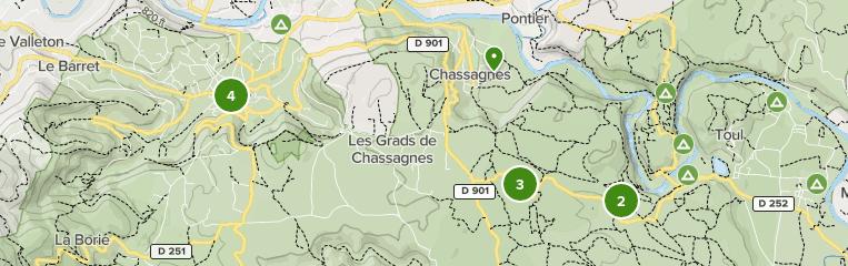 Best trails in Les Vans, Ardèche | AllTrails