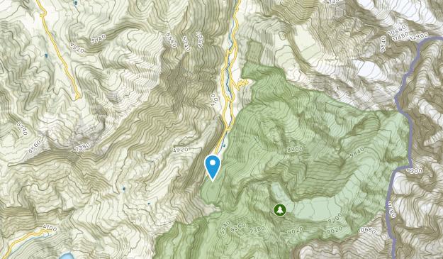Les Contamines-Montjoie, Auvergne-Rhône-Alpes Map