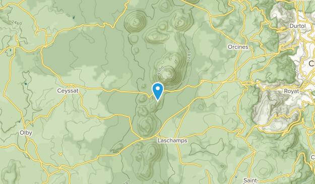 Orcines, Auvergne-Rhône-Alpes Map