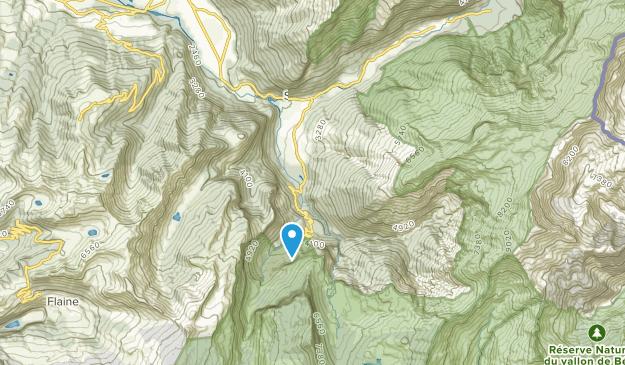 Sixt-Fer-à-Cheval, Auvergne-Rhône-Alpes Map
