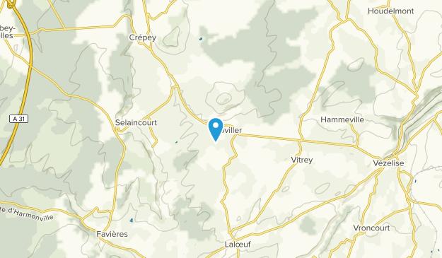 Beste Wege in der Nähe von Goviller, Grand Est Frankreich ...