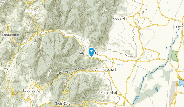 Best Trails near Kaysersberg, Grand Est, France | AllTrails