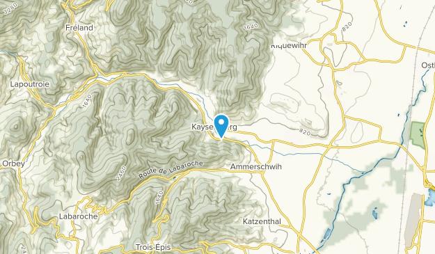 Map Of Kaysersberg France.Best Trails Near Kaysersberg Grand Est France Alltrails
