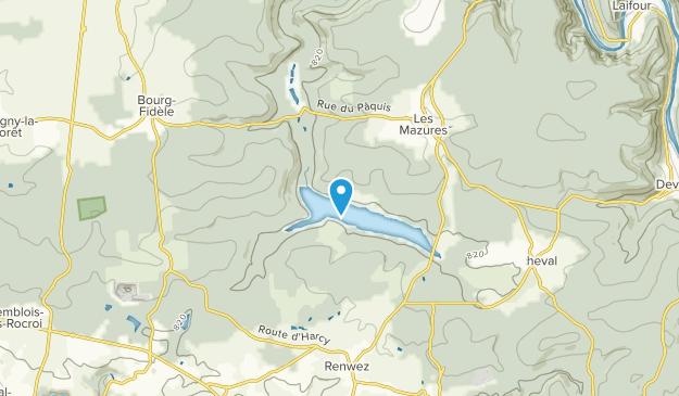 Best Trails near Les Mazures, Grand Est, France | AllTrails